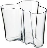 Iittala Aalto 6.25 Clear Vase