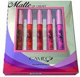 Cameo Modern Matte Lip Cream, Sweet, 5 Piece