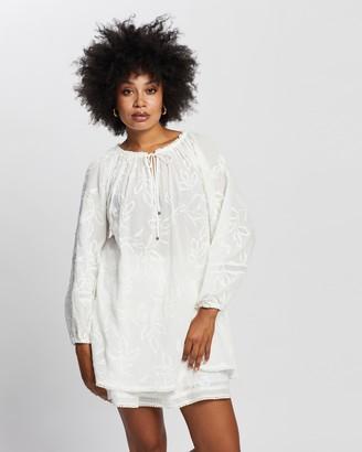 Tigerlily Women's White Tunics - Arlo Tunic - Size 10 at The Iconic