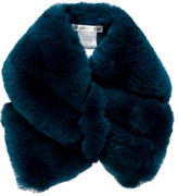 Paule Ka Rabbit Fur Stole