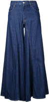 MM6 MAISON MARGIELA wide-legged jeans