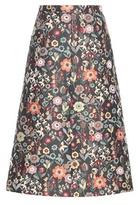 RED Valentino Jacquard Skirt
