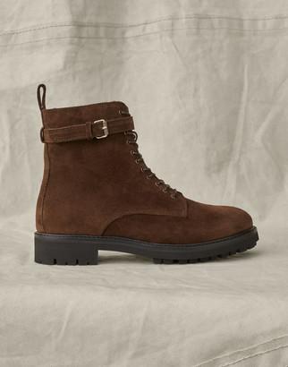 Belstaff Finley Suede Boot