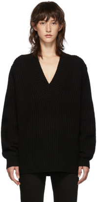Acne Studios Black Keborah Sweater