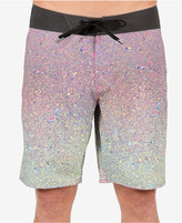 "Volcom Men's Splottz Mod Spray Paint 19"" Board Shorts"