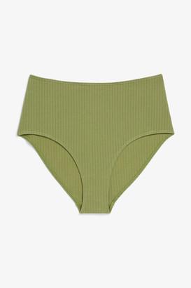 Monki High waist briefs