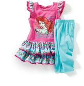 Disney Girls' Ariel 2-Piece Legging Set