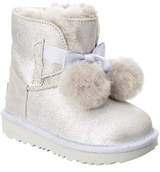 UGG Girls Gita Suede Boot