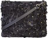 Manley Alexa Cross Body Leather Bag Black