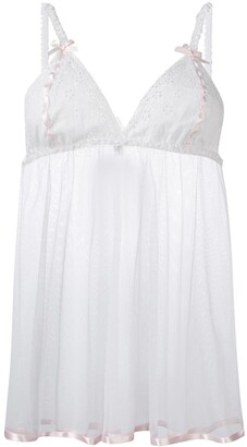 Folies By Renaud Antoinette Babydoll slip dress