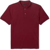 Prada Slim-Fit Cotton-Piqué Polo Shirt