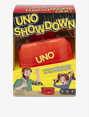 Board Games Uno Showdown card game