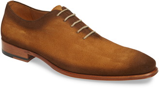 Mezlan Rossini Plain Toe Whole Cut Shoe
