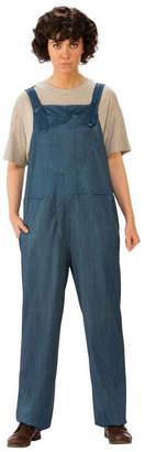 BuySeasons Women Stranger Things 2 Eleven Overalls Adult Costume