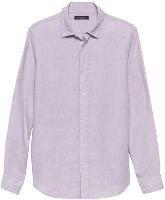 Banana Republic Slim-Fit Linen Shirt
