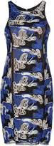 Julien David Short dresses - Item 34637256