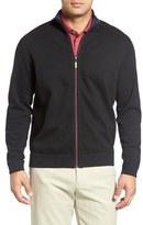 Tommy Bahama 'Flip Side' Reversible Twill Jacket (Big & Tall)