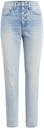 Joe's Jeans The Danielle High Rise Vintage Straight
