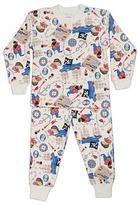 Sara's Prints Kids - Pajamas (Toddler/Little Kids/Big Kids) (A Pirate's Life)