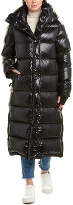 S13 Harper Oversized Gloss Down Coat