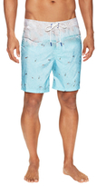 Sundek Printed Board Shorts