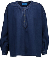 MiH Jeans Oldfield Denim Top