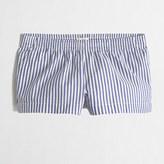 J.Crew Factory Striped pajama short