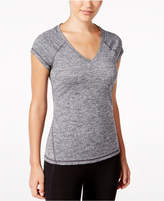 Ideology Rapidry Heathered Performance T-Shirt, Only at Macy's