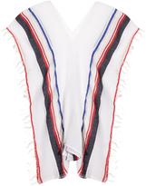 Lemlem Meron multi-stripe cover-up