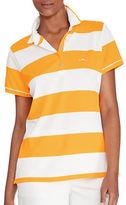Lauren Ralph Lauren Petite Striped Polo Shirt