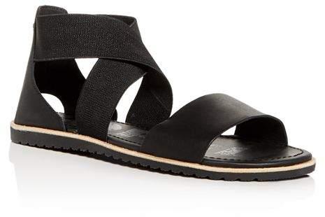 460c1c261 Sorel Black Women's Sandals - ShopStyle