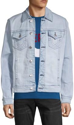 True Religion Denim Trucker Jacket