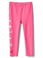 Gap Soft terry leggings