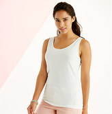 Disney Fantasyland Castle Tank Top for Women - Kingdom Couture Collection - Ivory