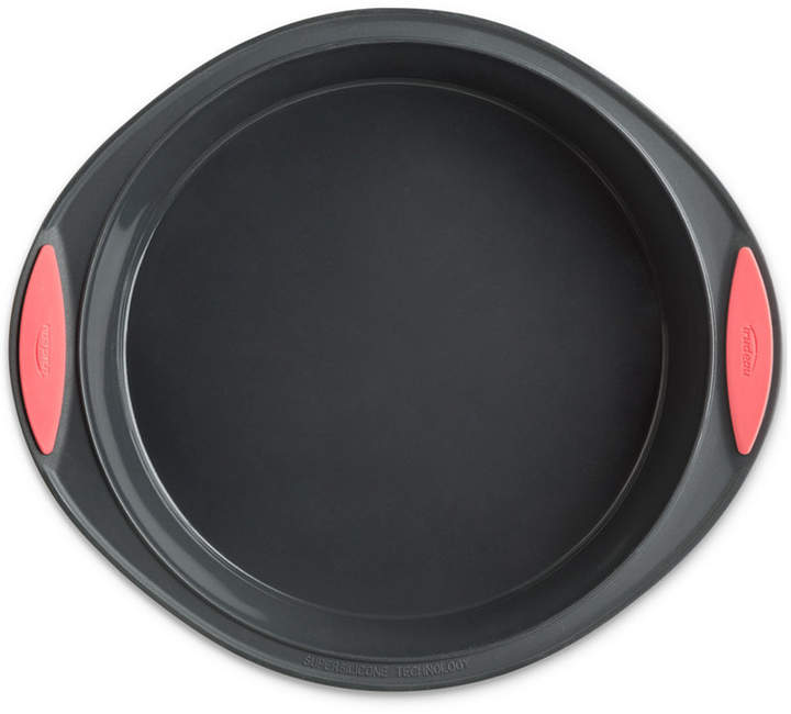 """Trudeau Round Cake Pan Coral 9"""""""