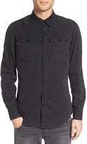 G Star Men's 3301 Trim Fit Denim Shirt