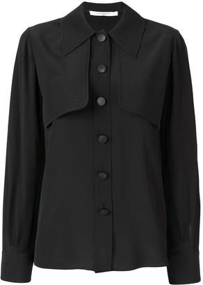 Givenchy Layered Front Shirt