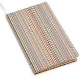 Paul Smith Medium Striped Notebook