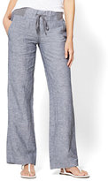 New York & Co. Wide-Leg Drawstring Pant