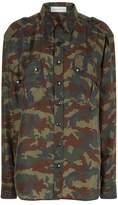 Faith Connexion Camouflage Shirt