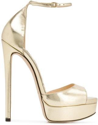 Jimmy Choo Max 150mm sandals