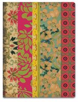 Studio Oh Vintage Floral Deconstructed Medium Journal