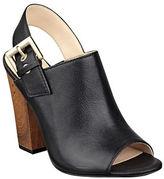 Nine West Orlanda Leather Mules