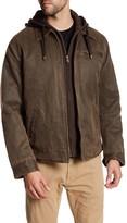 Rogue Detachable Hooded Zip Jacket