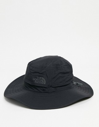 The North Face Horizon Breeze Brimmer hat in black