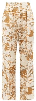 Max Mara Acume Trousers - White Gold