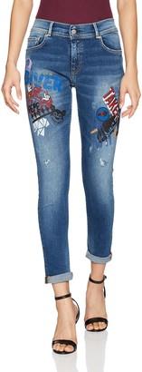 Pepe Jeans Women's Joey PL202185 Skinny Jeans