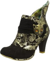 Irregular Choice Womens Miaow Fabric Shoes EU 39