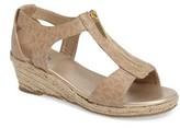 MICHAEL Michael Kors Girl's Cate Lali Sandal