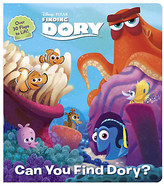 Disney Finding Dory: Can You Find Dory? Book